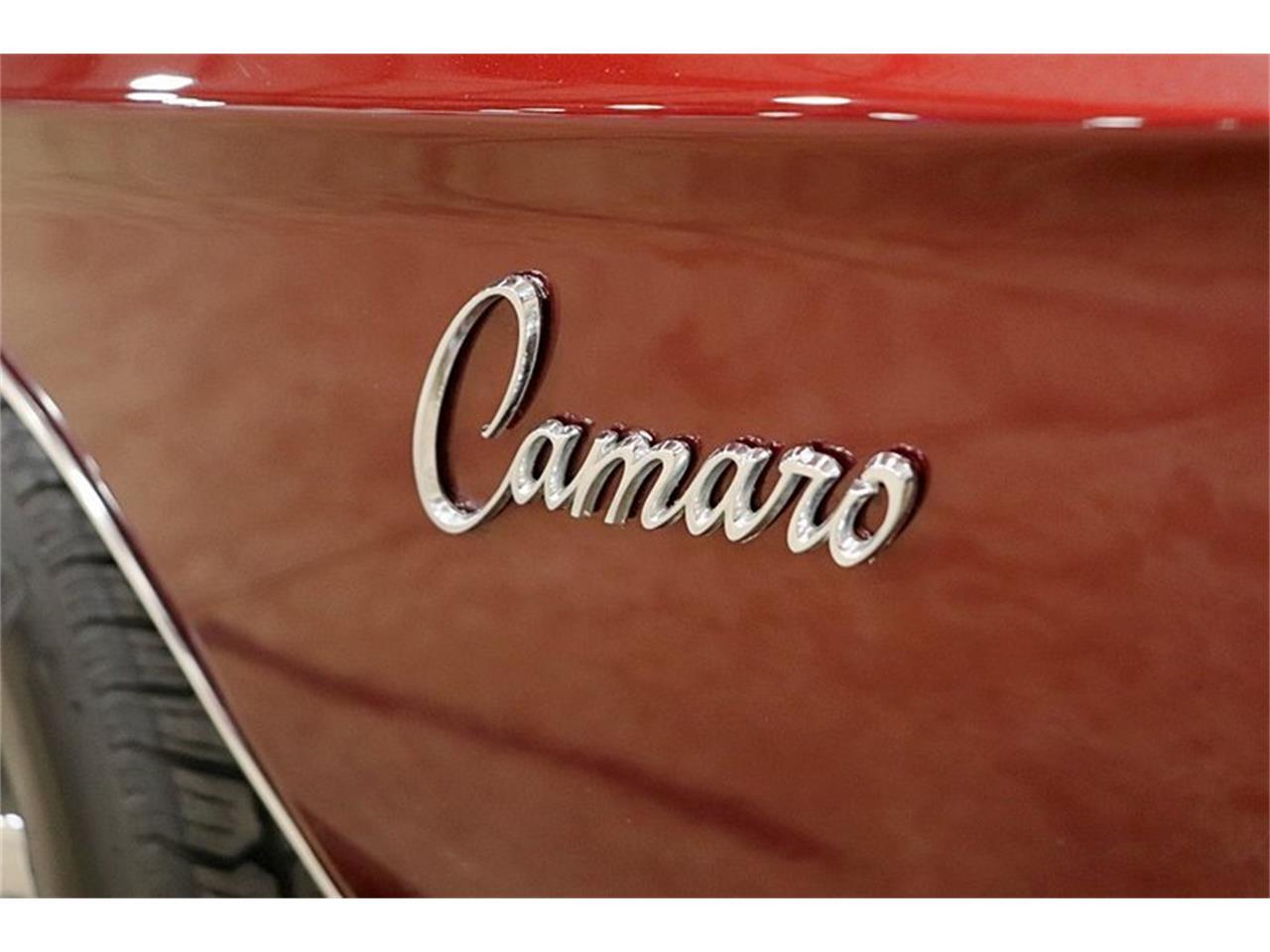 Large Picture of Classic '69 Camaro located in Michigan - Q2ED