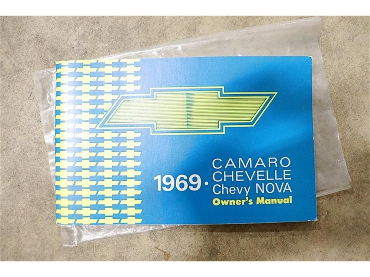Large Picture of 1969 Camaro located in Michigan - $37,900.00 - Q2ED