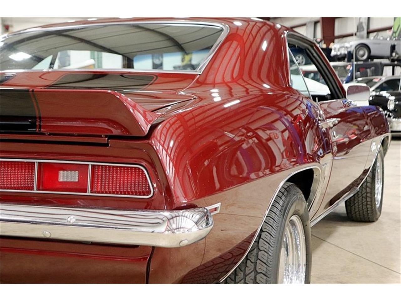 Large Picture of '69 Camaro located in Michigan - $37,900.00 - Q2ED