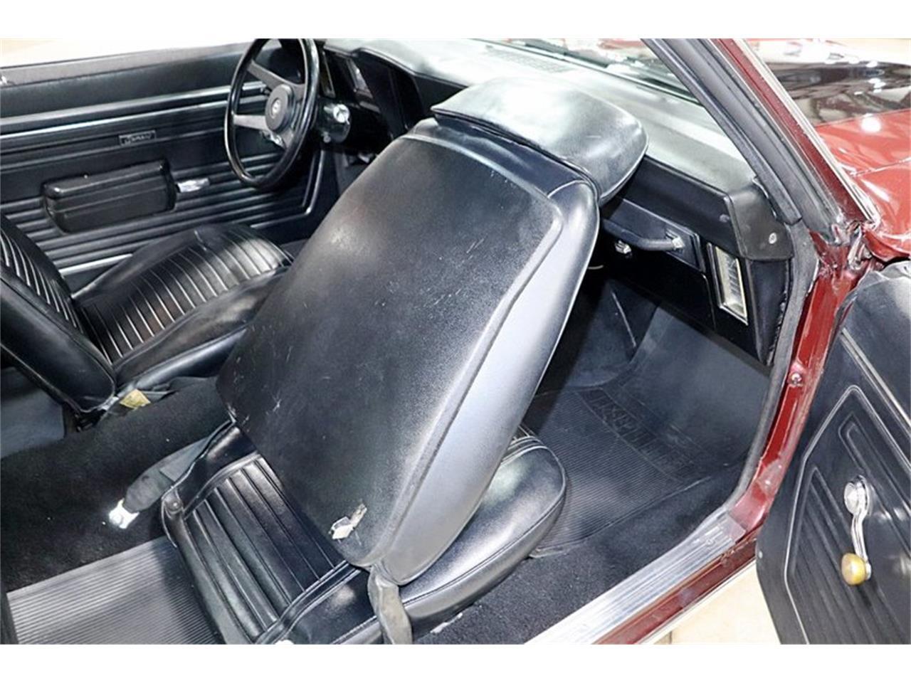 Large Picture of Classic '69 Chevrolet Camaro - Q2ED
