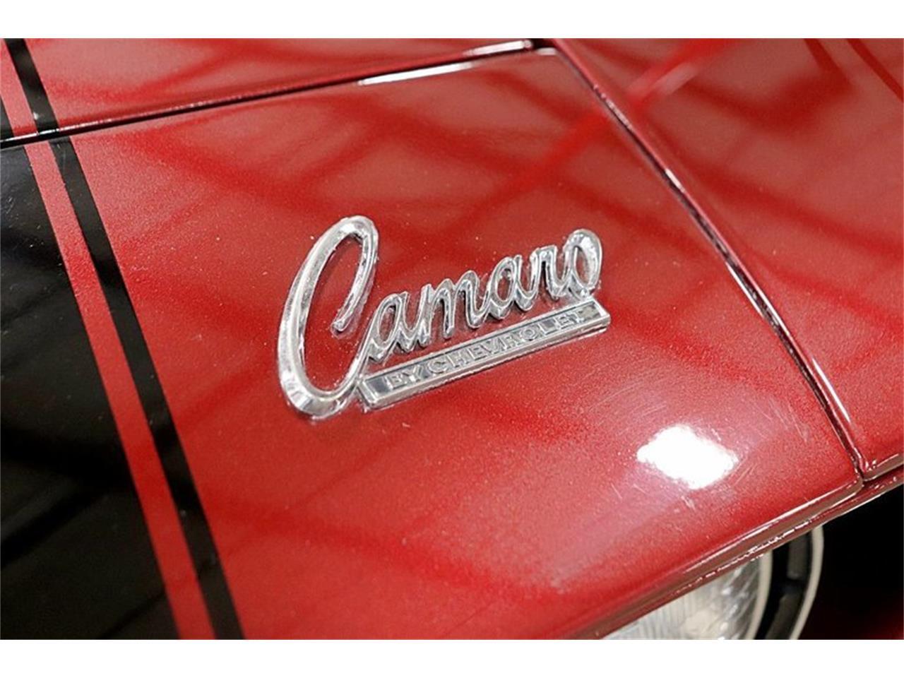 Large Picture of '69 Chevrolet Camaro - Q2ED