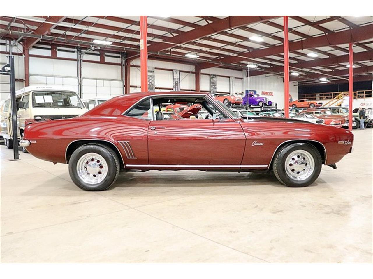 Large Picture of Classic '69 Camaro located in Kentwood Michigan - $37,900.00 Offered by GR Auto Gallery - Q2ED