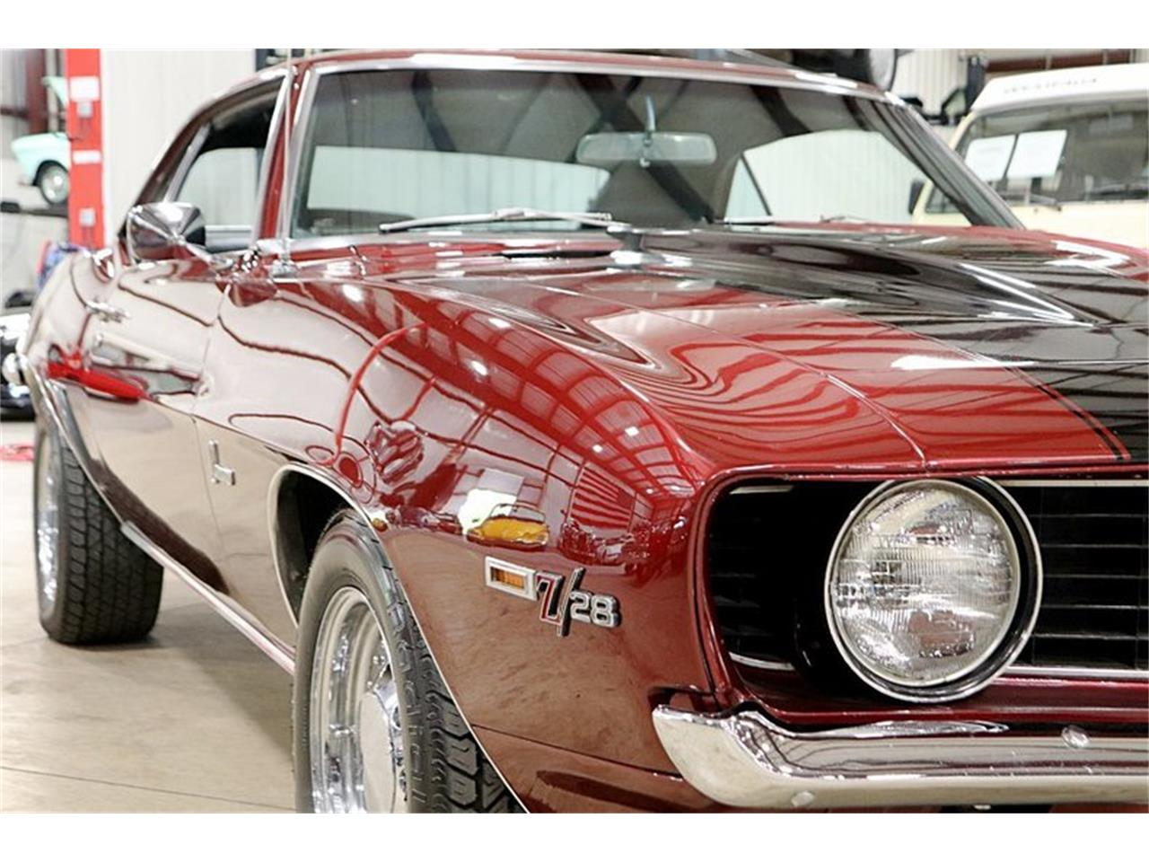 Large Picture of Classic '69 Camaro located in Michigan Offered by GR Auto Gallery - Q2ED