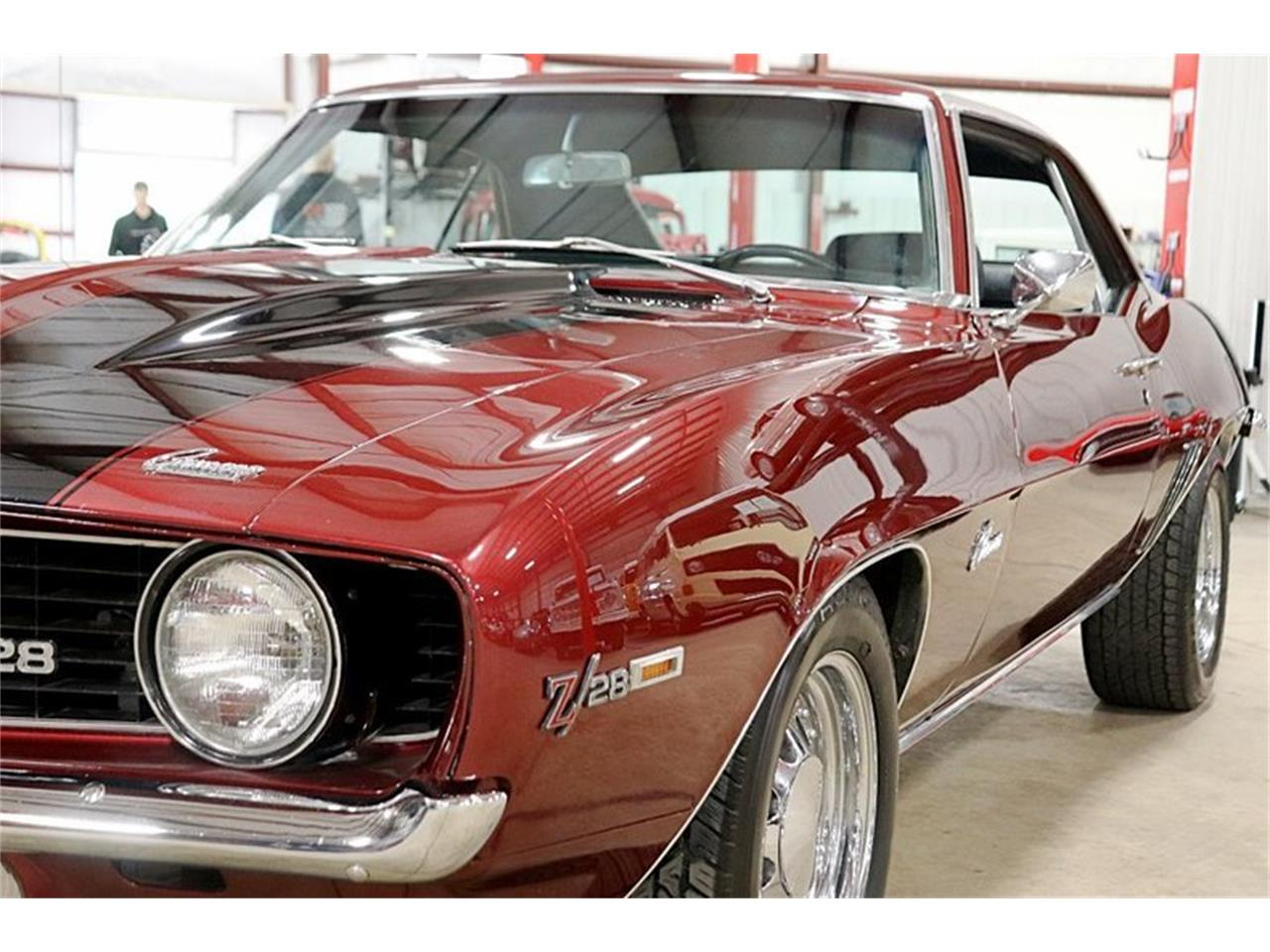 Large Picture of '69 Chevrolet Camaro located in Kentwood Michigan - $37,900.00 Offered by GR Auto Gallery - Q2ED