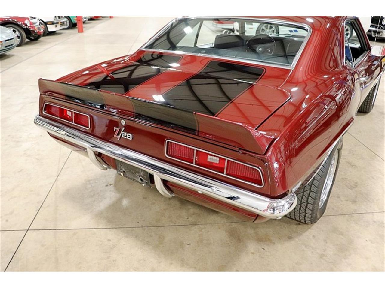 Large Picture of 1969 Camaro located in Kentwood Michigan - Q2ED
