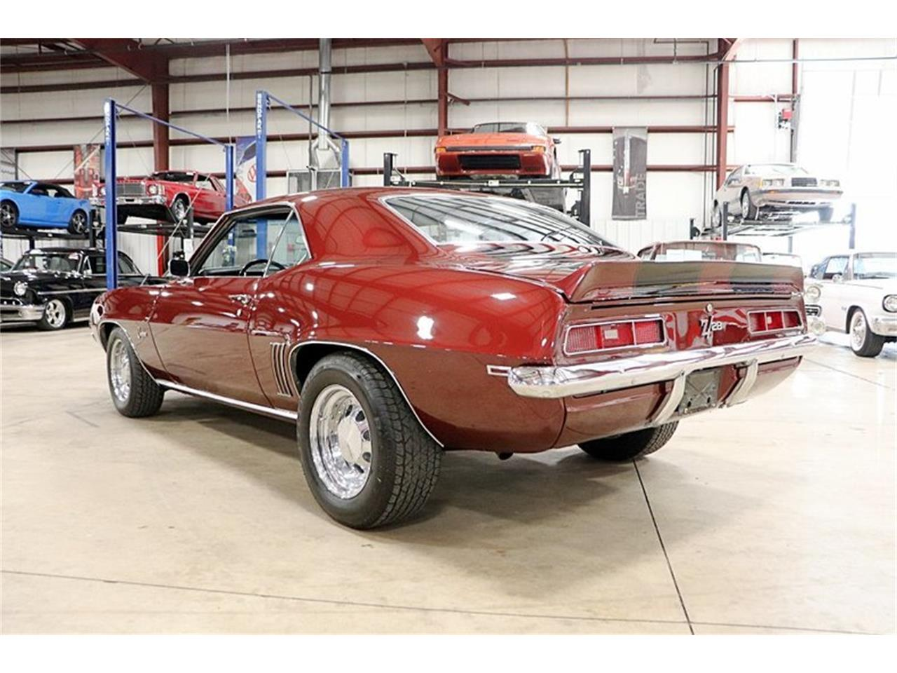 Large Picture of '69 Camaro located in Kentwood Michigan Offered by GR Auto Gallery - Q2ED
