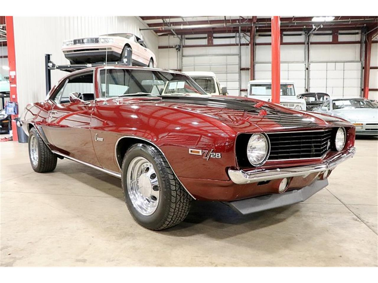 Large Picture of '69 Chevrolet Camaro located in Kentwood Michigan - $37,900.00 - Q2ED