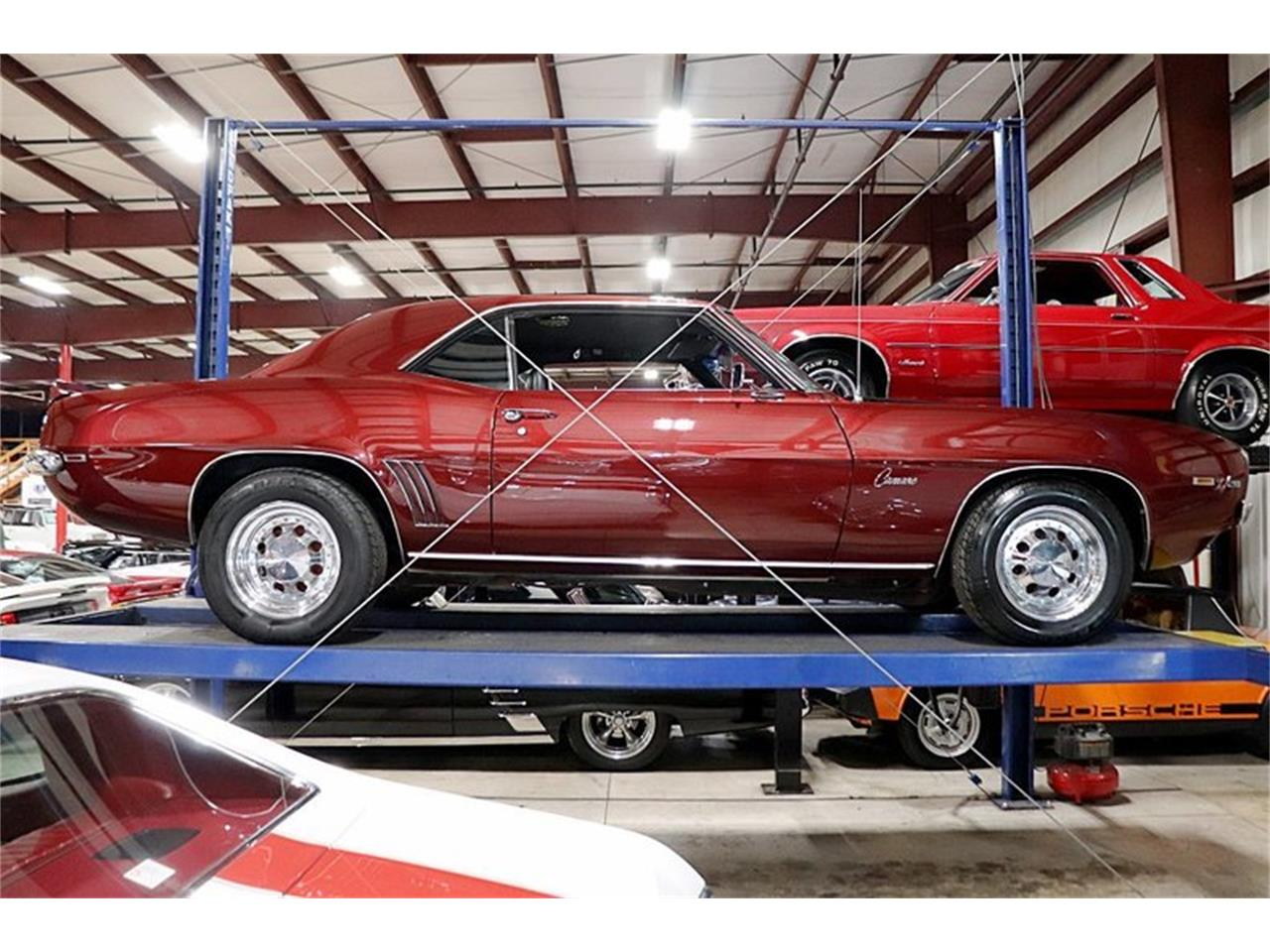 Large Picture of Classic 1969 Chevrolet Camaro Offered by GR Auto Gallery - Q2ED