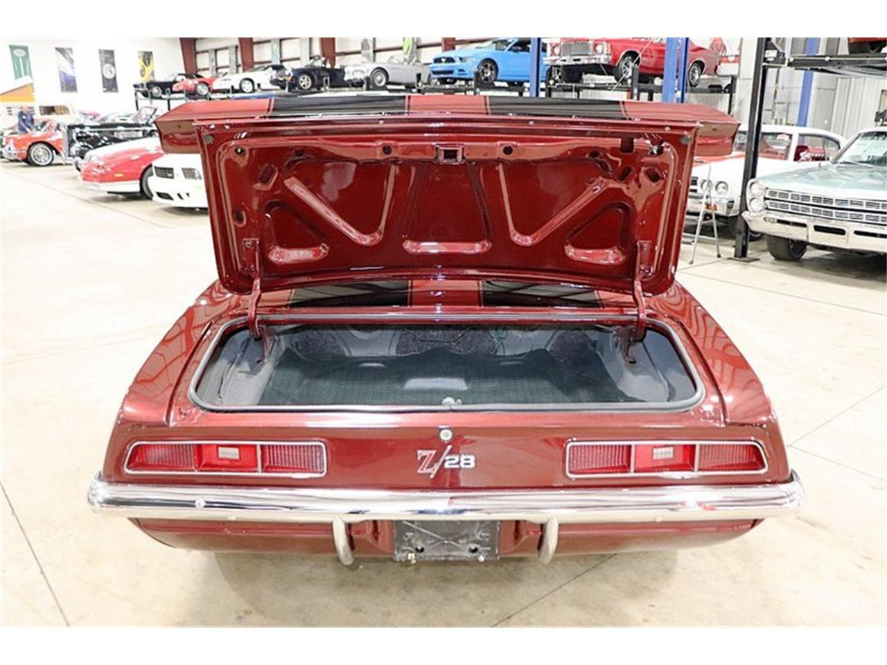 Large Picture of 1969 Chevrolet Camaro - $37,900.00 Offered by GR Auto Gallery - Q2ED