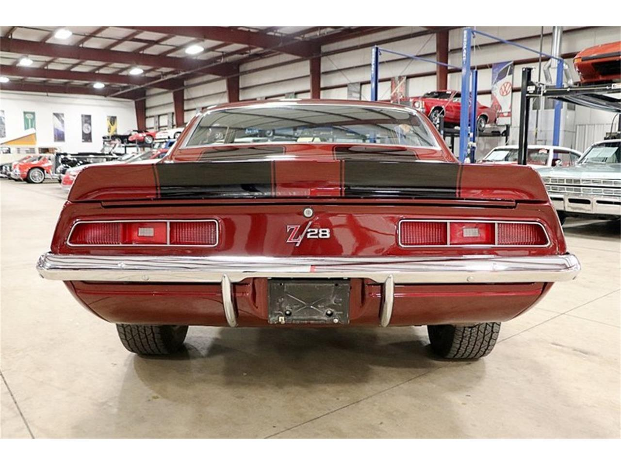 Large Picture of Classic '69 Camaro located in Kentwood Michigan Offered by GR Auto Gallery - Q2ED