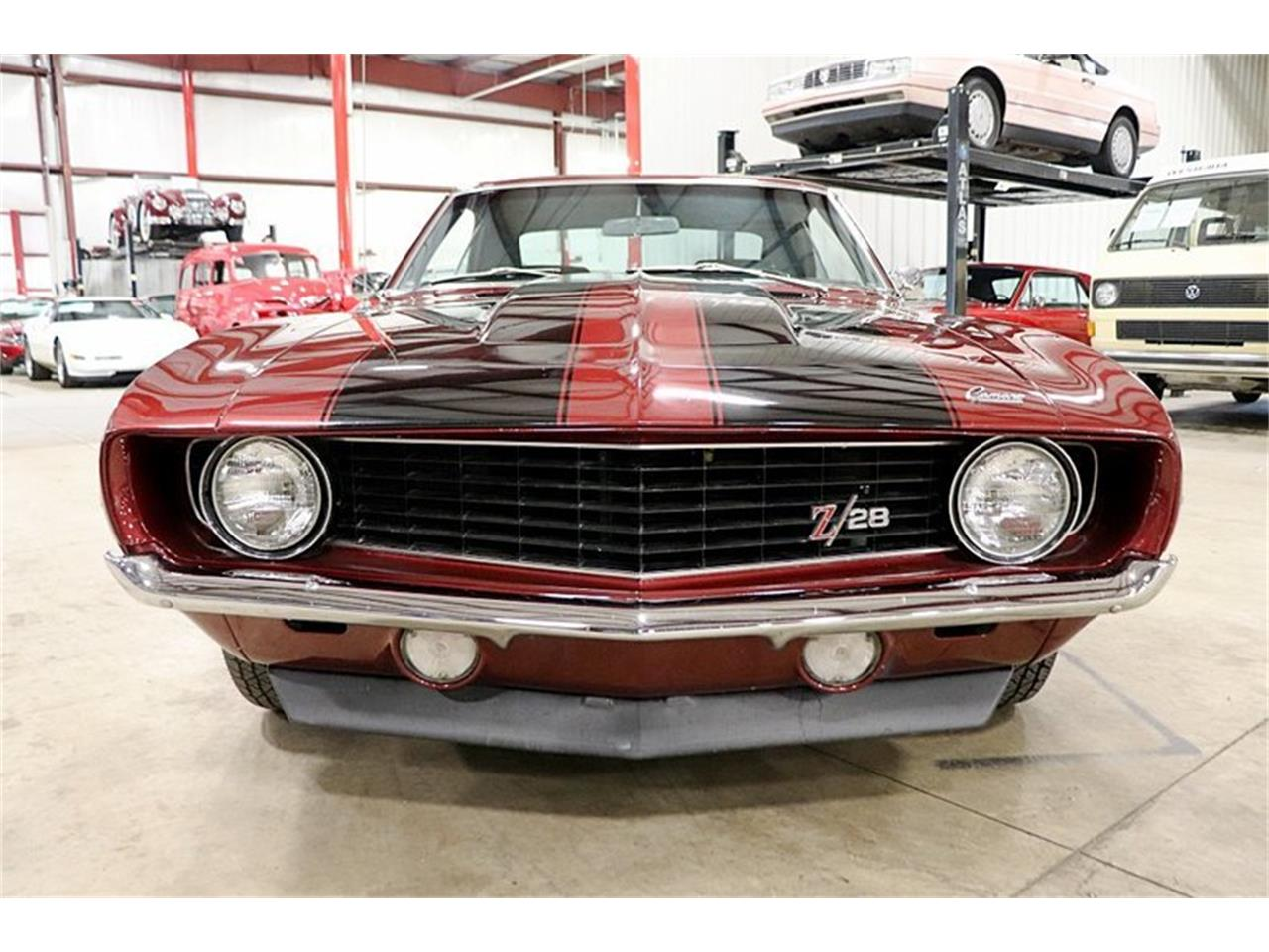 Large Picture of 1969 Camaro located in Kentwood Michigan - $37,900.00 Offered by GR Auto Gallery - Q2ED