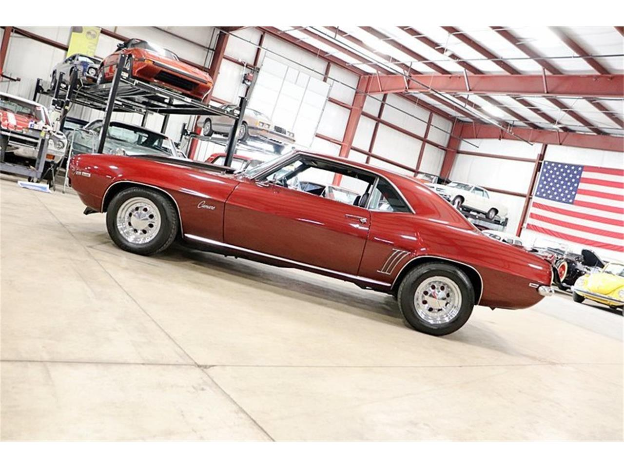 Large Picture of Classic 1969 Camaro Offered by GR Auto Gallery - Q2ED