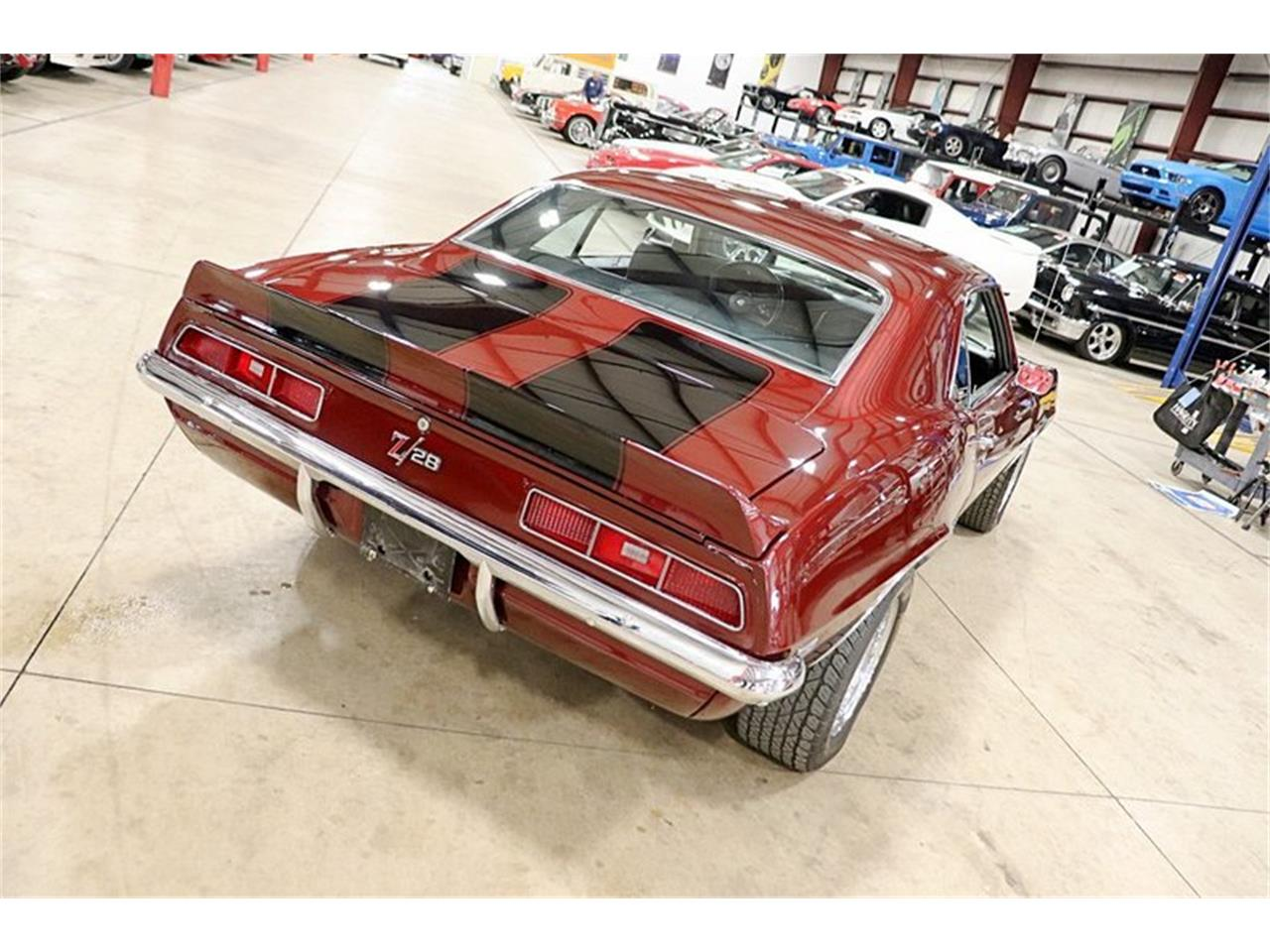 Large Picture of Classic '69 Camaro Offered by GR Auto Gallery - Q2ED