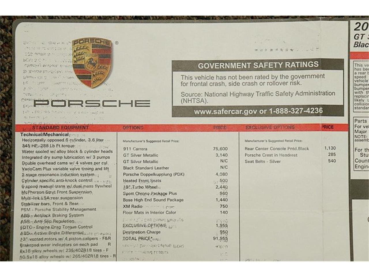 Large Picture of 2009 911 - $35,900.00 - Q2EE