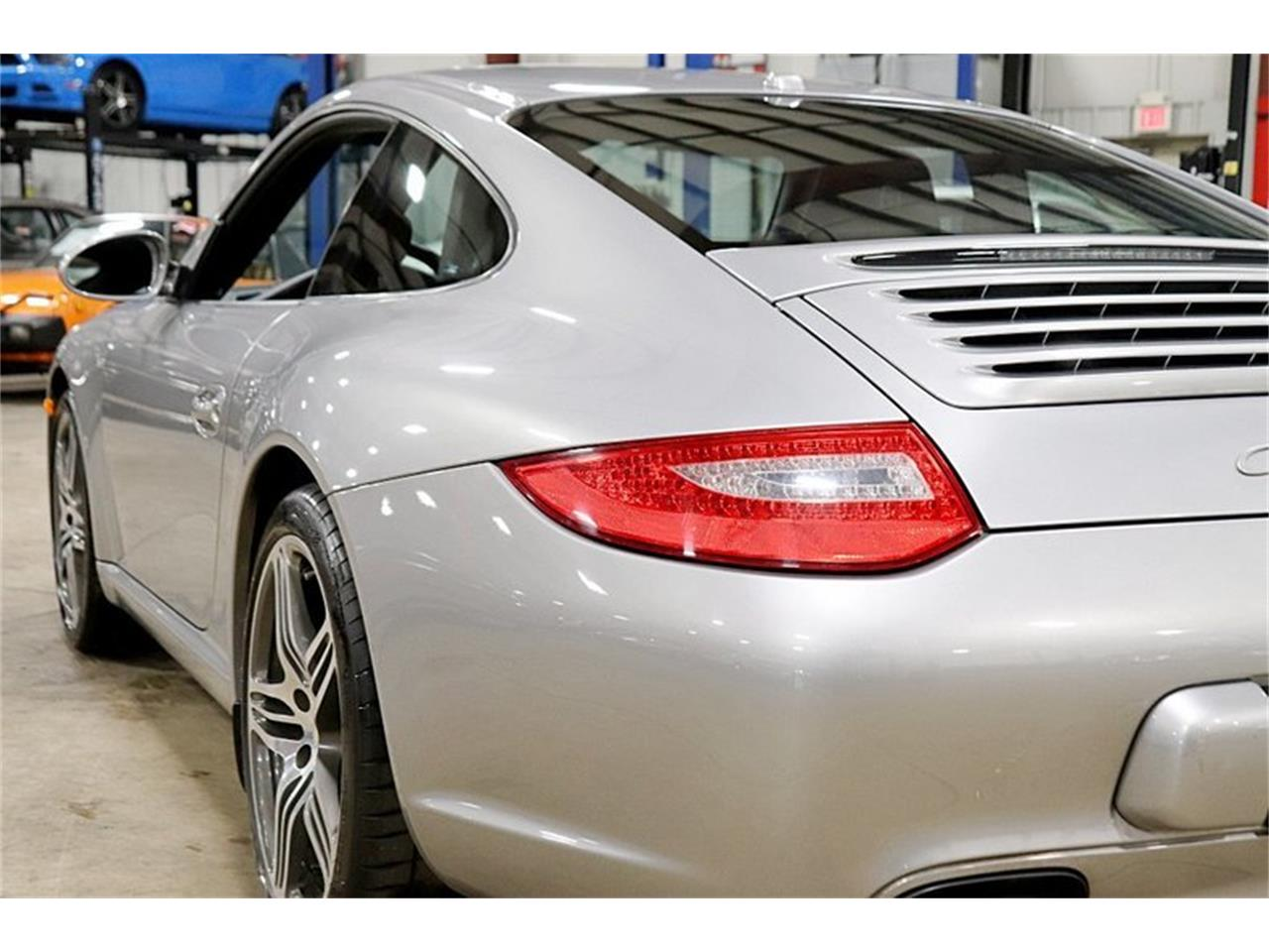 Large Picture of 2009 Porsche 911 located in Michigan - $35,900.00 - Q2EE