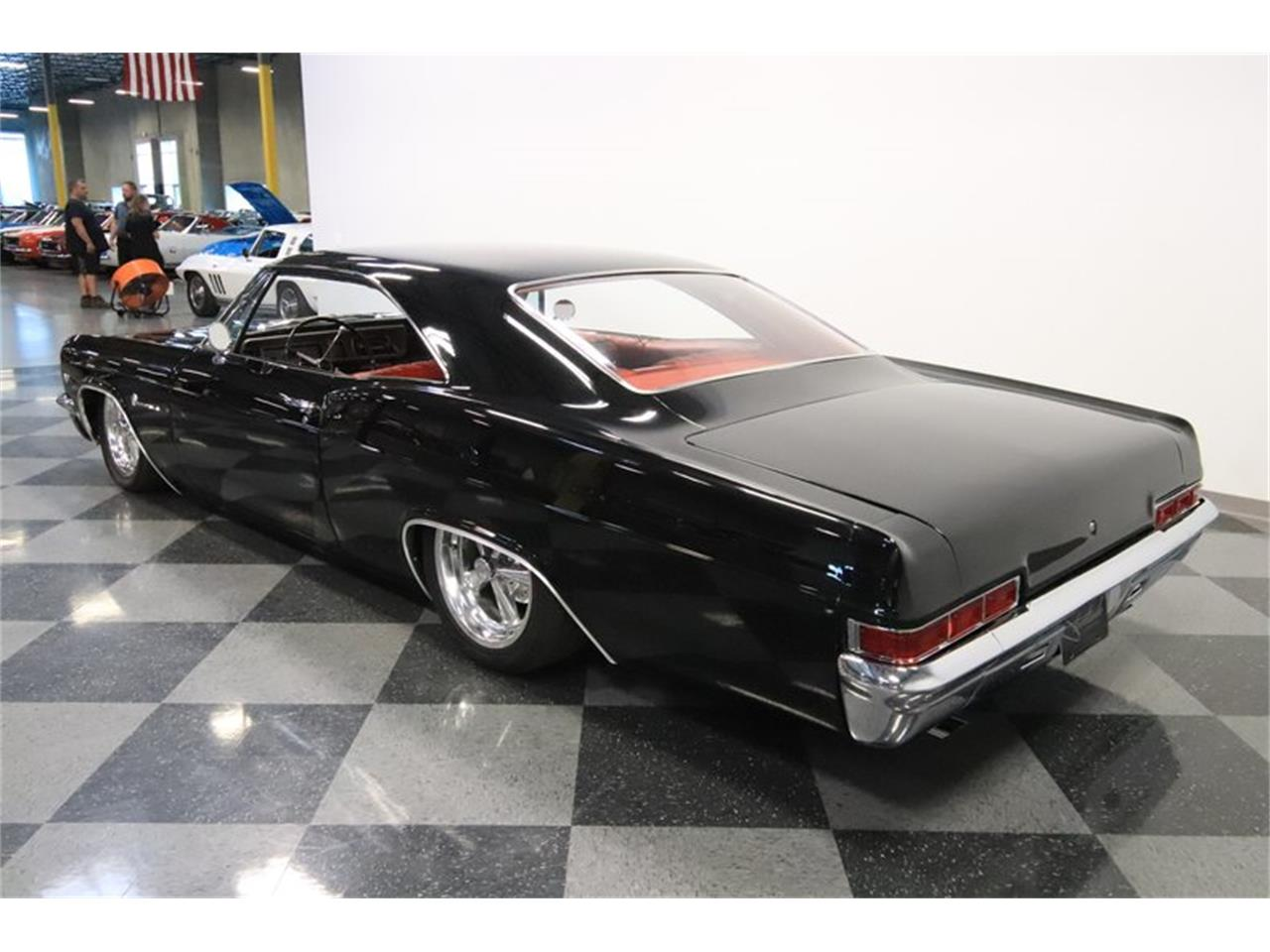 Large Picture of Classic 1966 Chevrolet Impala located in Mesa Arizona Offered by Streetside Classics - Phoenix - Q2EF