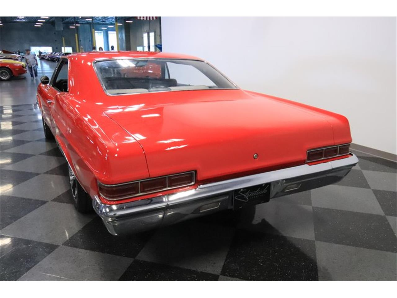 Large Picture of Classic 1966 Impala located in Mesa Arizona Offered by Streetside Classics - Phoenix - Q2EL