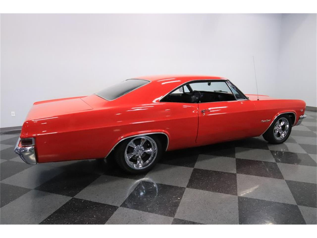 Large Picture of '66 Chevrolet Impala located in Mesa Arizona - $29,995.00 Offered by Streetside Classics - Phoenix - Q2EL