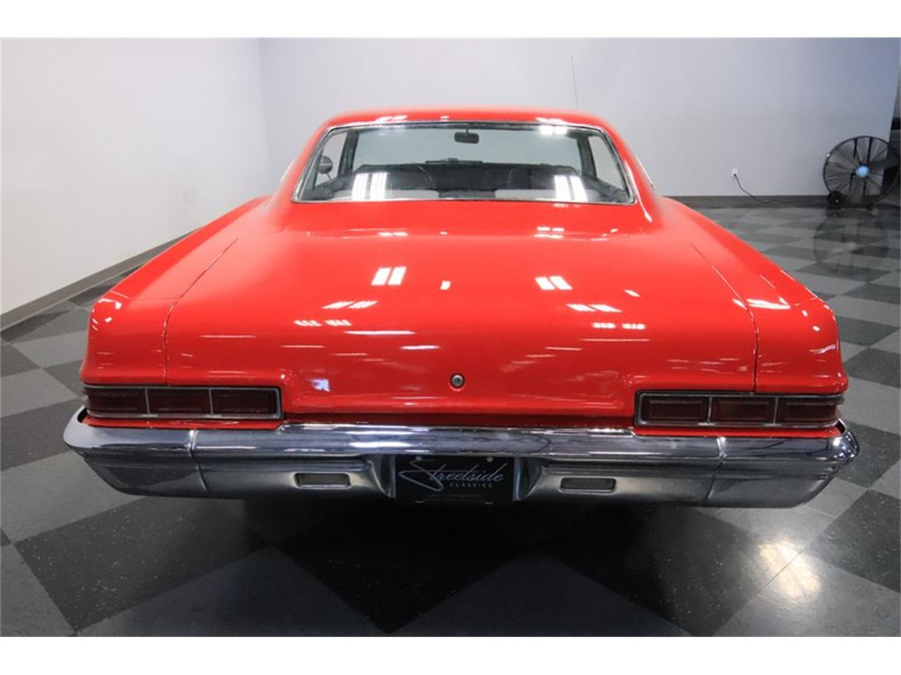 Large Picture of '66 Chevrolet Impala located in Mesa Arizona Offered by Streetside Classics - Phoenix - Q2EL