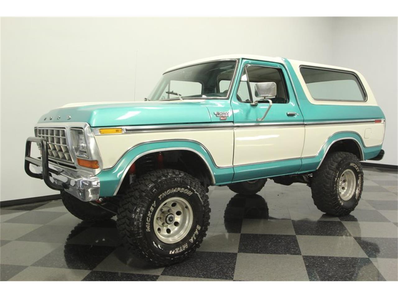 Large Picture of '78 Bronco - Q2EO