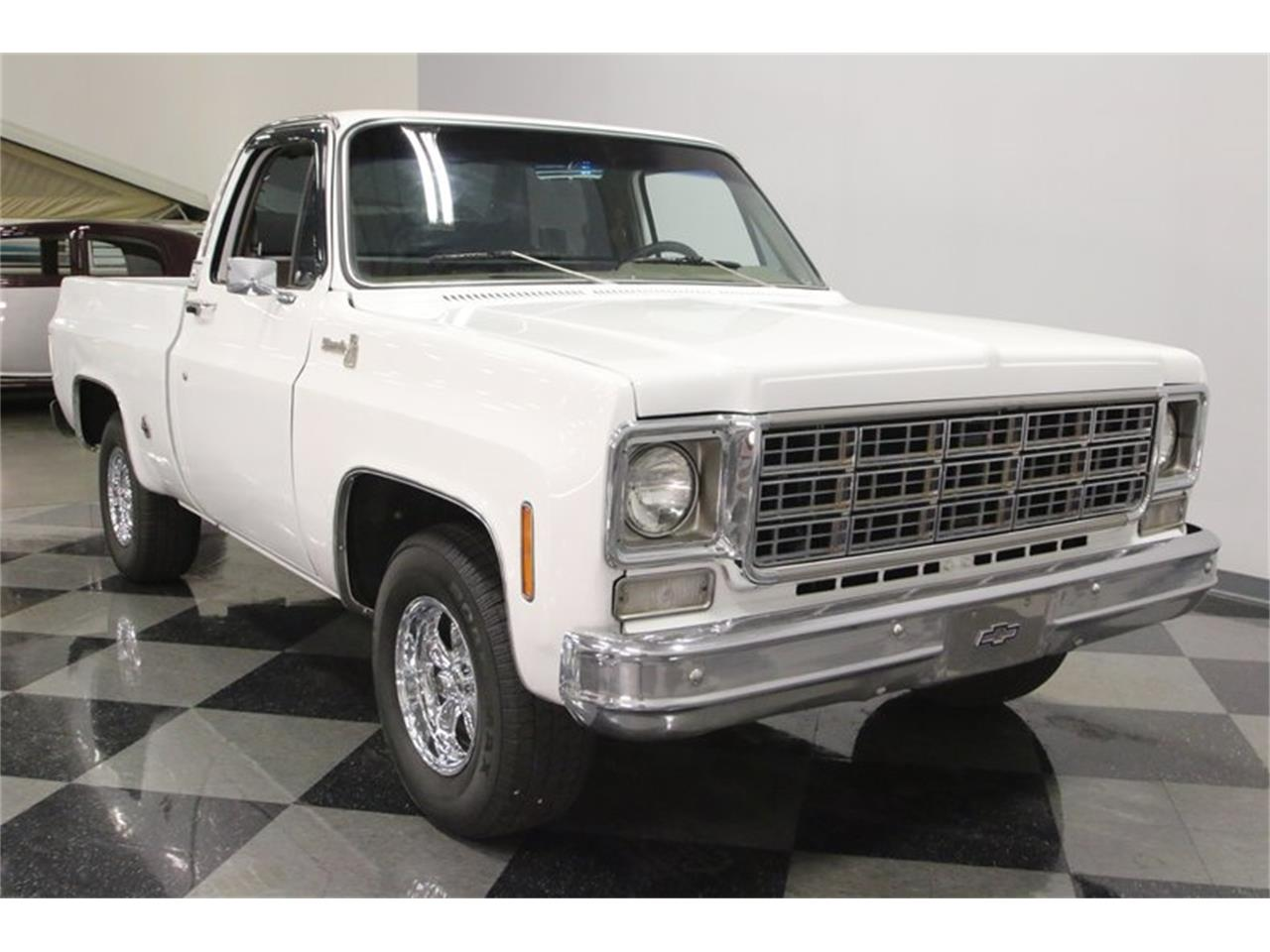 Large Picture of '77 Chevrolet C10 Offered by Streetside Classics - Nashville - Q2EP