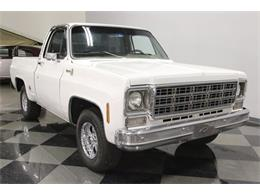 Picture of '77 Chevrolet C10 Offered by Streetside Classics - Nashville - Q2EP