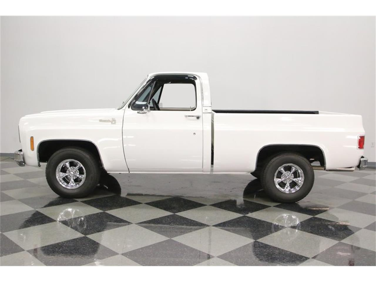 Large Picture of 1977 Chevrolet C10 - $15,995.00 Offered by Streetside Classics - Nashville - Q2EP