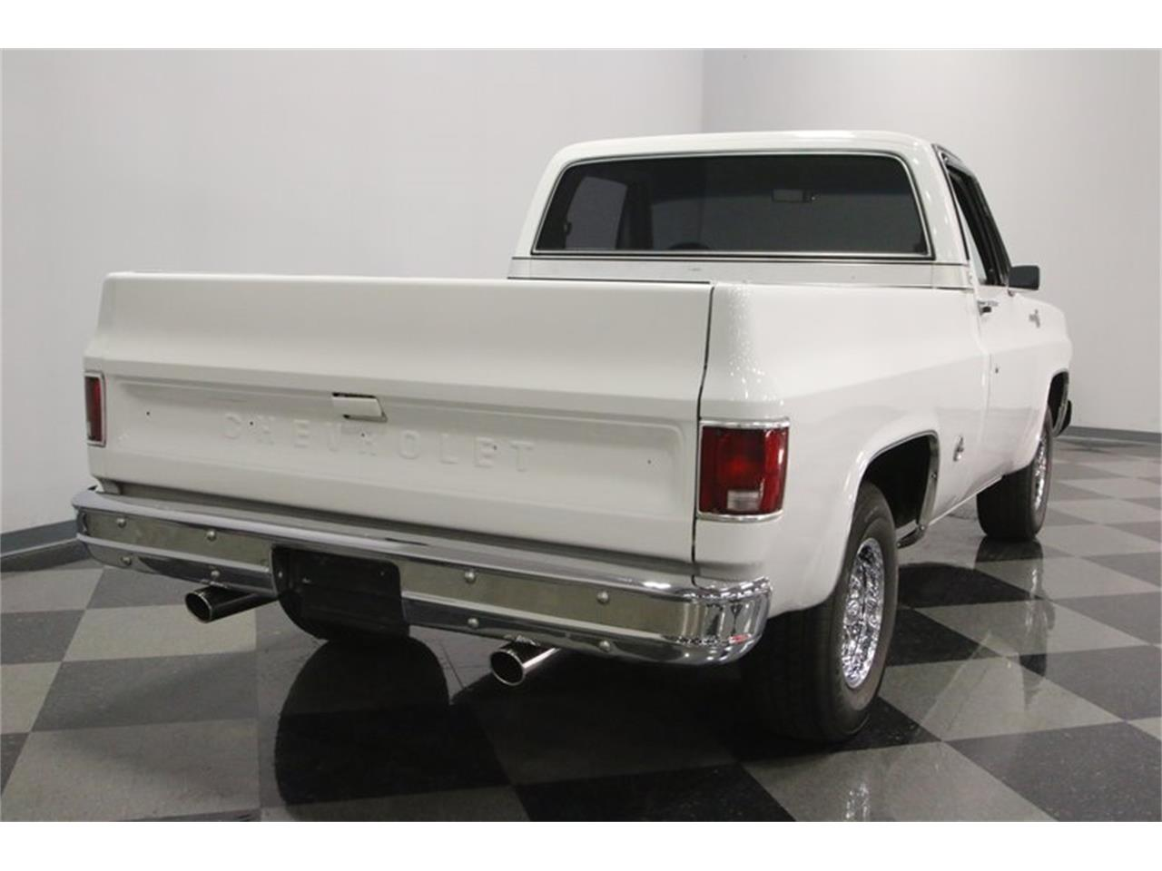 Large Picture of '77 C10 - $15,995.00 Offered by Streetside Classics - Nashville - Q2EP