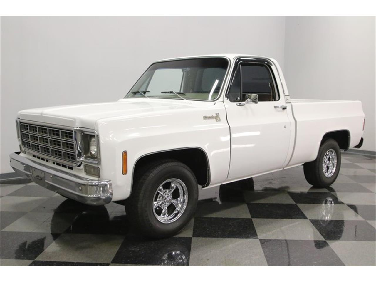 Large Picture of 1977 Chevrolet C10 - Q2EP