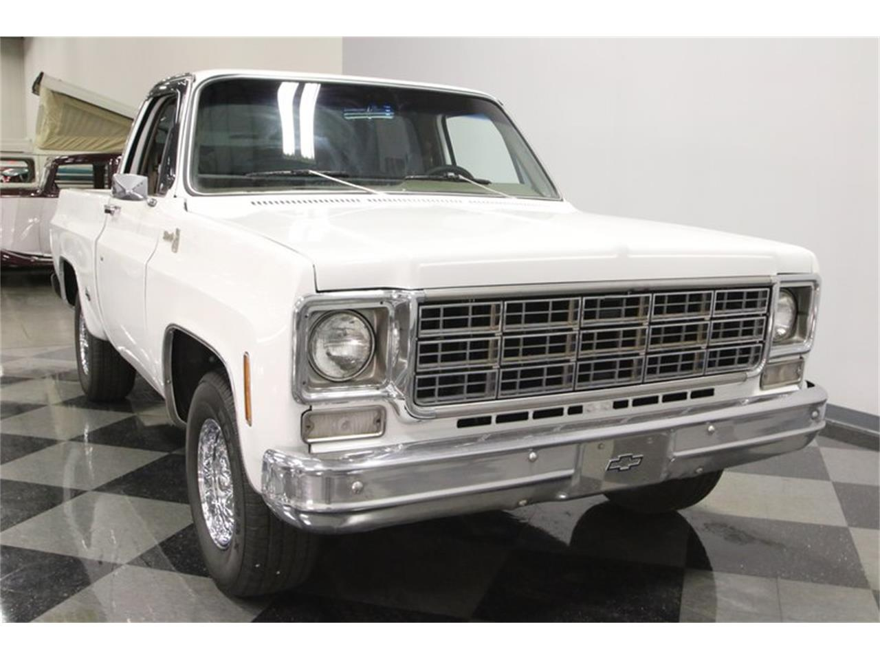 Large Picture of 1977 C10 - $15,995.00 Offered by Streetside Classics - Nashville - Q2EP