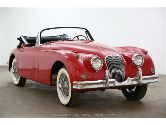 Picture of '60 Jaguar XK150 Offered by  - Q2F6