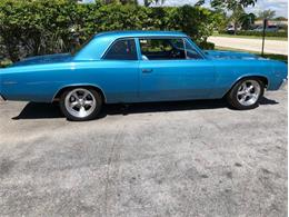 Picture of '67 Chevelle located in Boca Raton Florida Offered by Show Cars of Boca Raton - PXOU