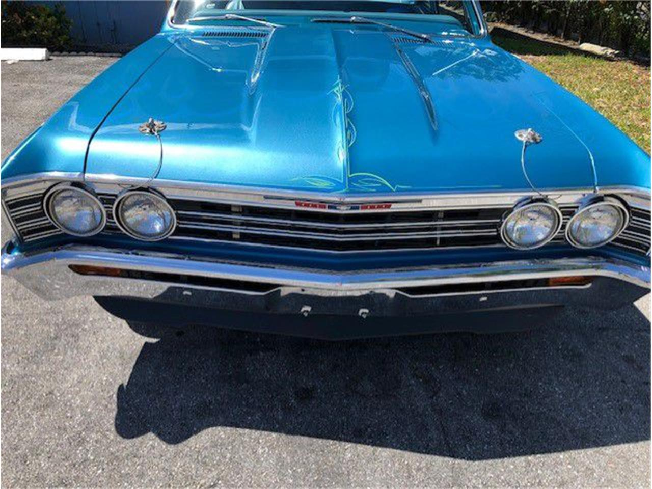 Large Picture of Classic '67 Chevelle located in Boca Raton Florida - $32,500.00 - PXOU