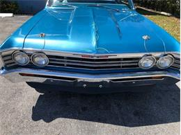 Picture of Classic '67 Chevrolet Chevelle Offered by Show Cars of Boca Raton - PXOU