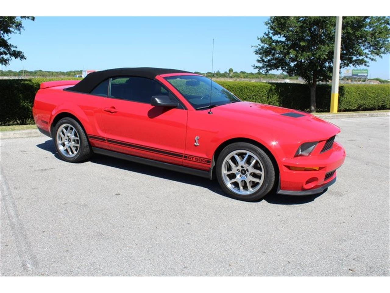 Large Picture of '08 GT500 - PY4C