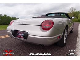 Picture of '05 Ford Thunderbird located in St. Louis Missouri - $26,900.00 Offered by MotoeXotica Classic Cars - Q2FN