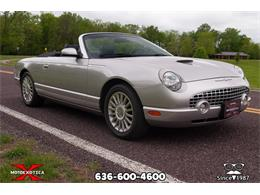 Picture of 2005 Ford Thunderbird located in St. Louis Missouri - Q2FN
