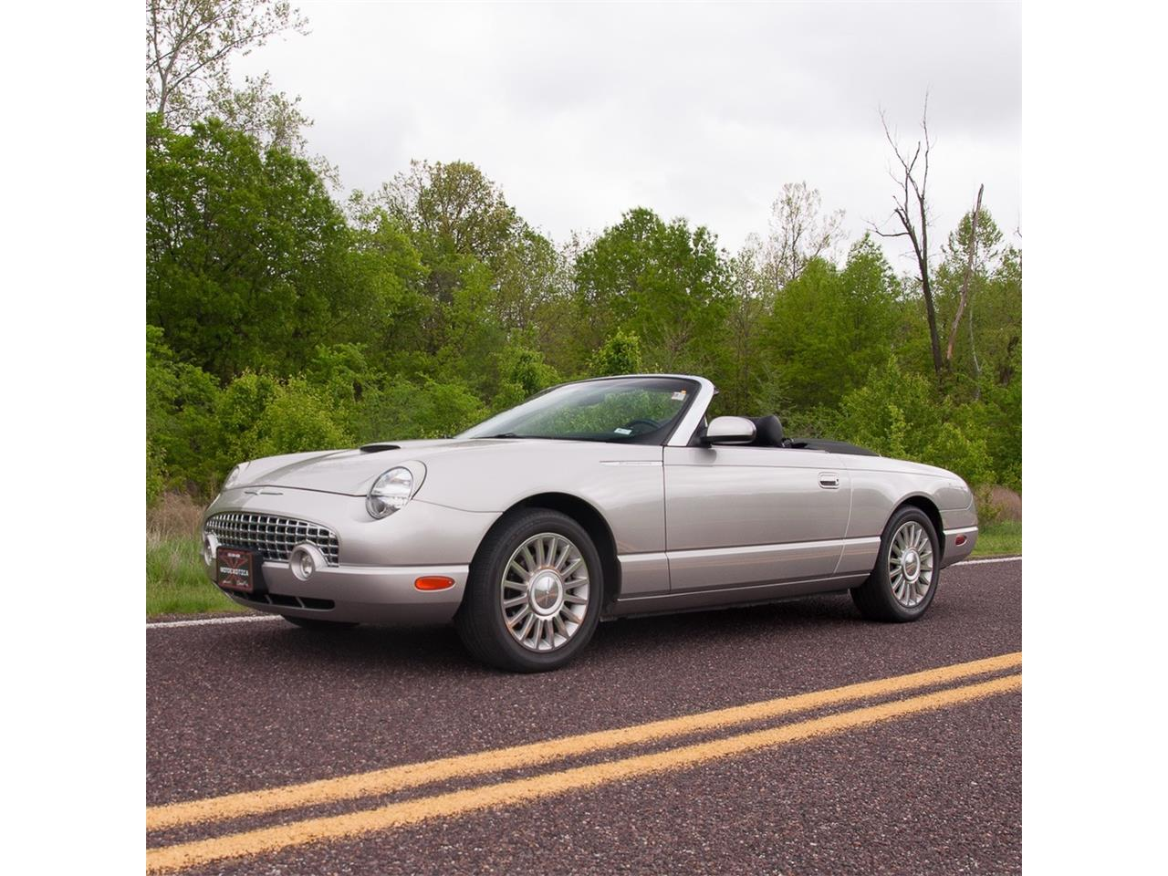 Large Picture of '05 Ford Thunderbird - $26,900.00 - Q2FN