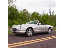 Picture of '05 Ford Thunderbird Offered by MotoeXotica Classic Cars - Q2FN