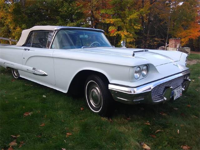 Picture of 1959 Ford Thunderbird located in West Pittston Pennsylvania - $29,900.00 - Q2FZ