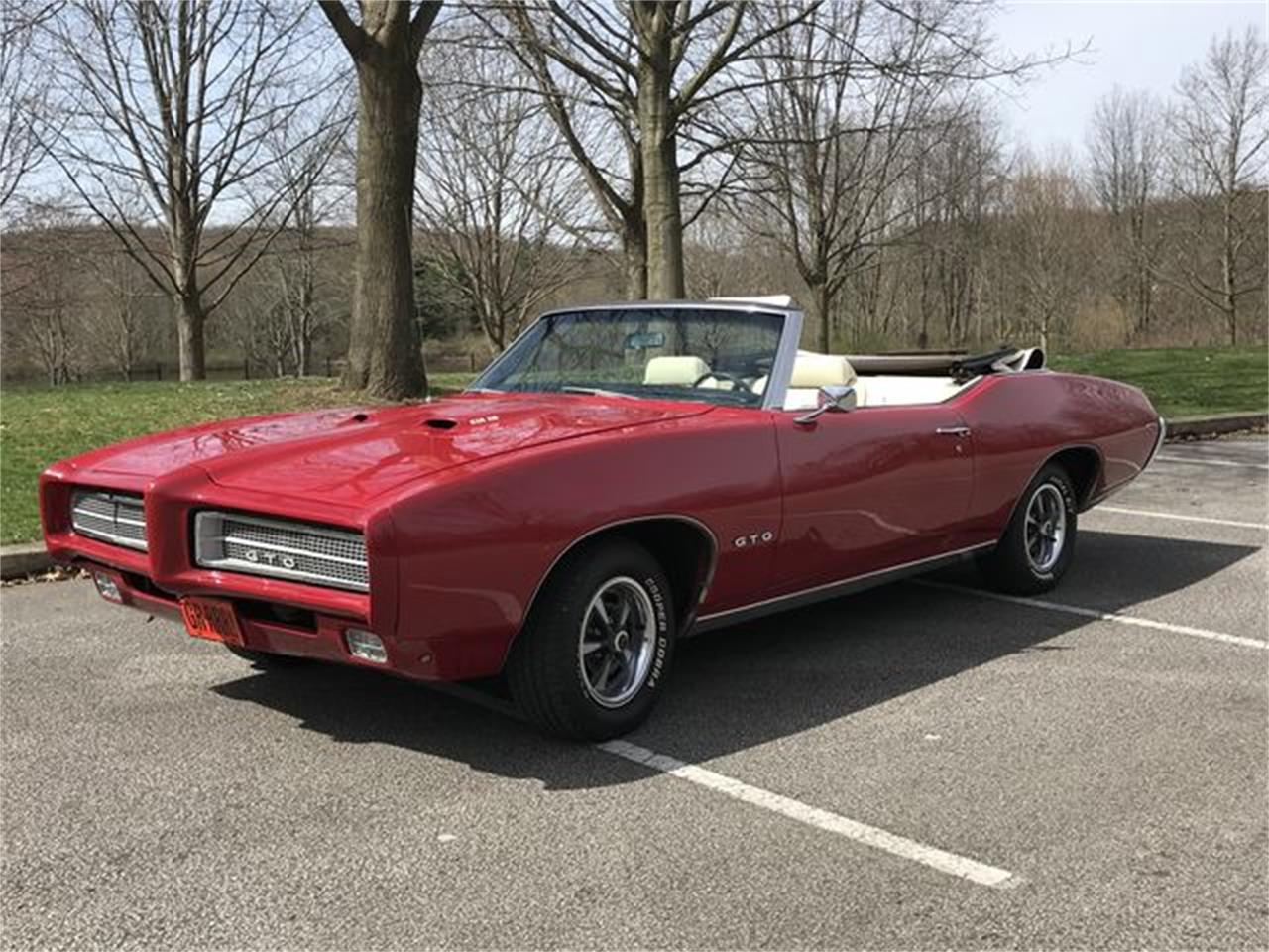 Large Picture of '69 GTO - PY4F