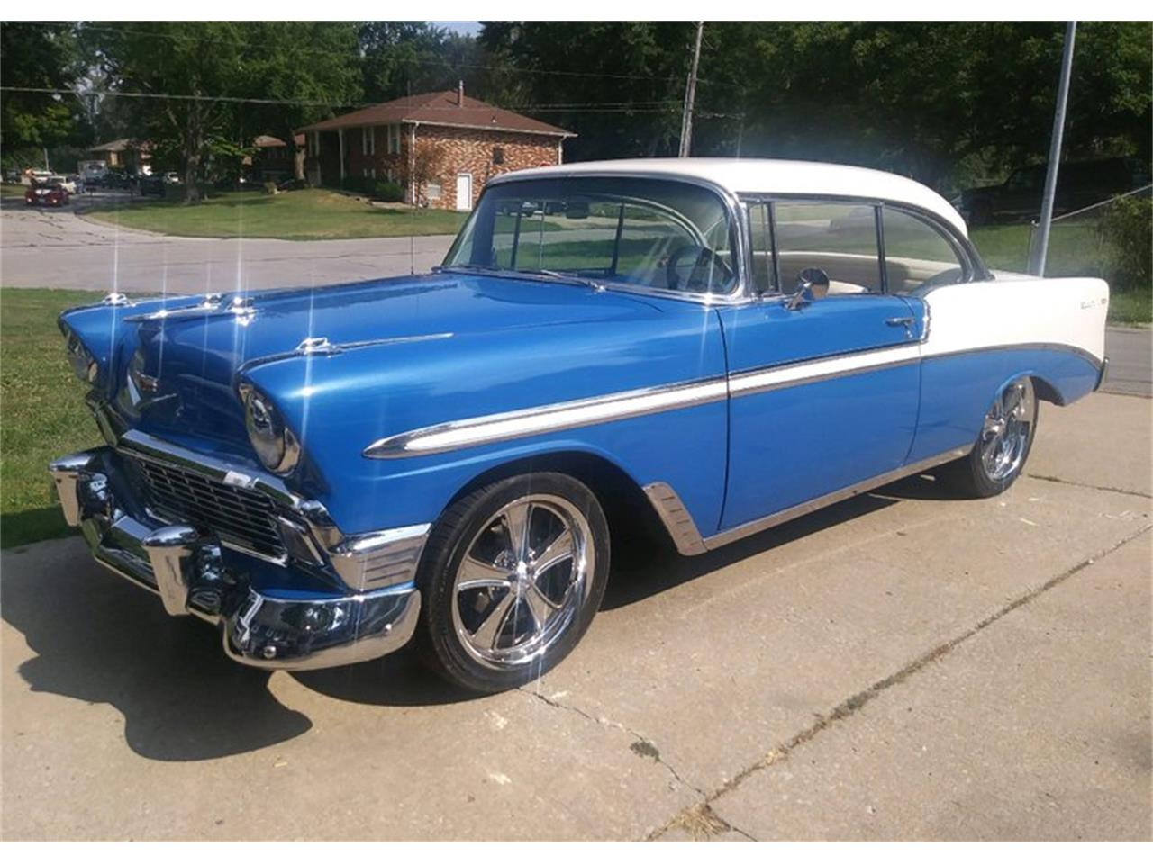 Large Picture of '56 Bel Air - Q2G7
