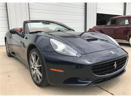 Picture of '11 Ferrari California Auction Vehicle Offered by Leake Auction Company - Q2G9