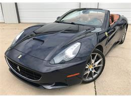 Picture of 2011 Ferrari California Auction Vehicle Offered by Leake Auction Company - Q2G9