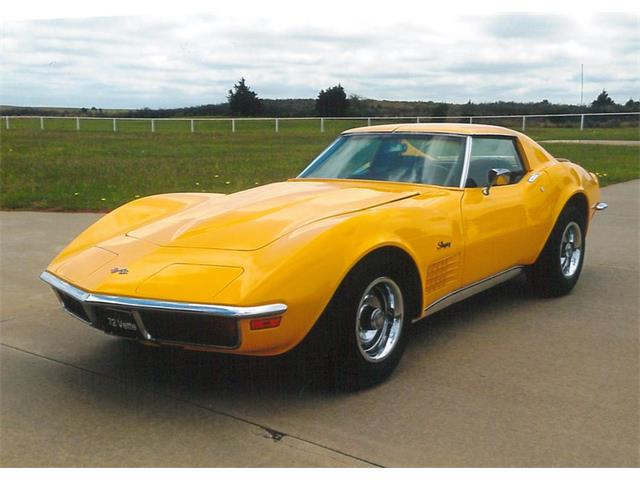 Picture of 1972 Chevrolet Corvette located in Oklahoma Auction Vehicle Offered by  - Q2GF