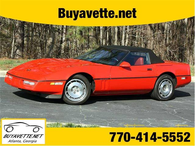 Picture of '87 Corvette - Q2GJ