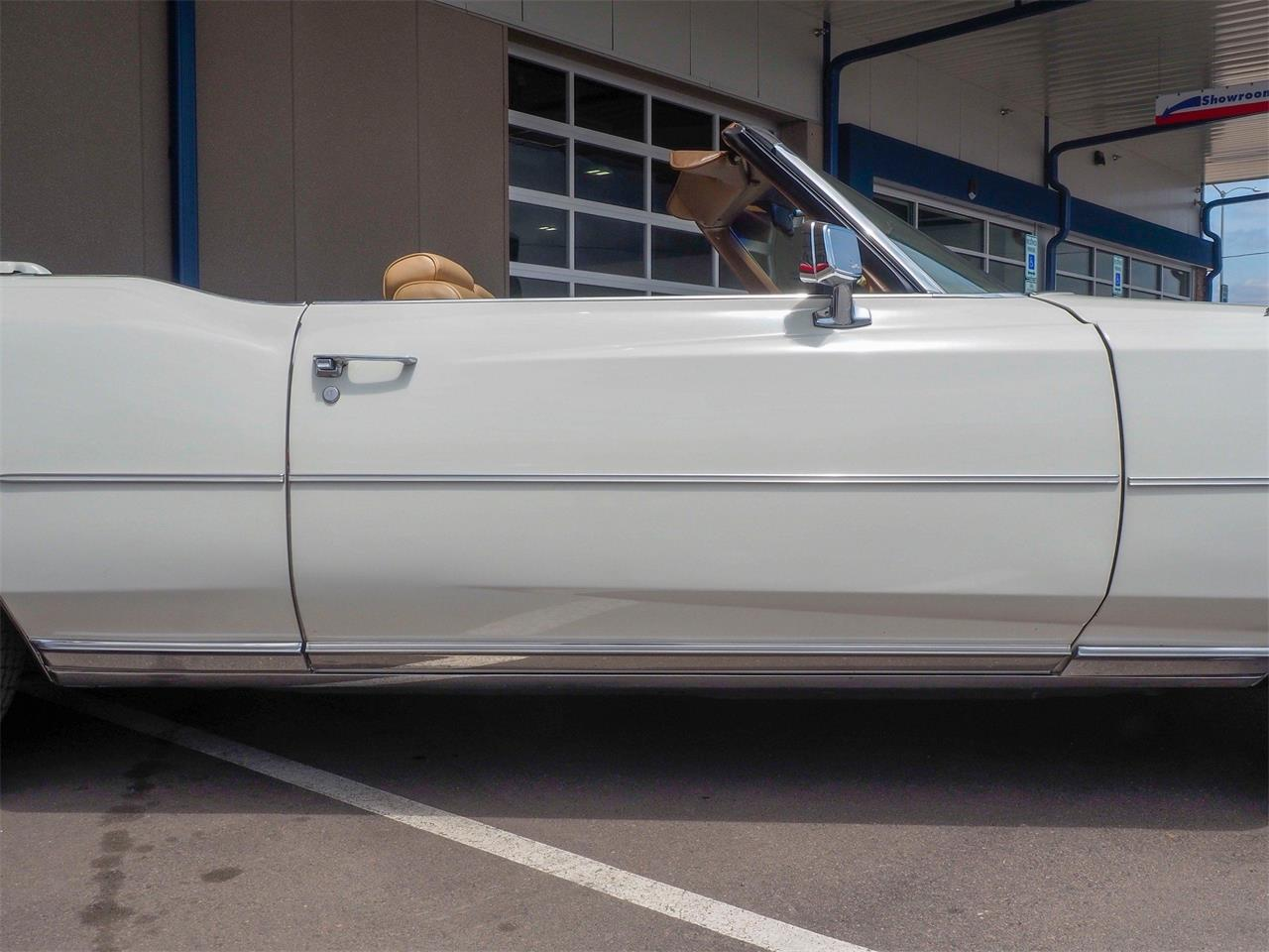 Large Picture of '76 Eldorado located in Englewood Colorado Offered by Cars Remember When - Q2GO