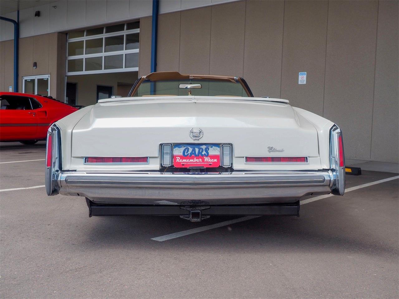 Large Picture of '76 Cadillac Eldorado located in Englewood Colorado - Q2GO
