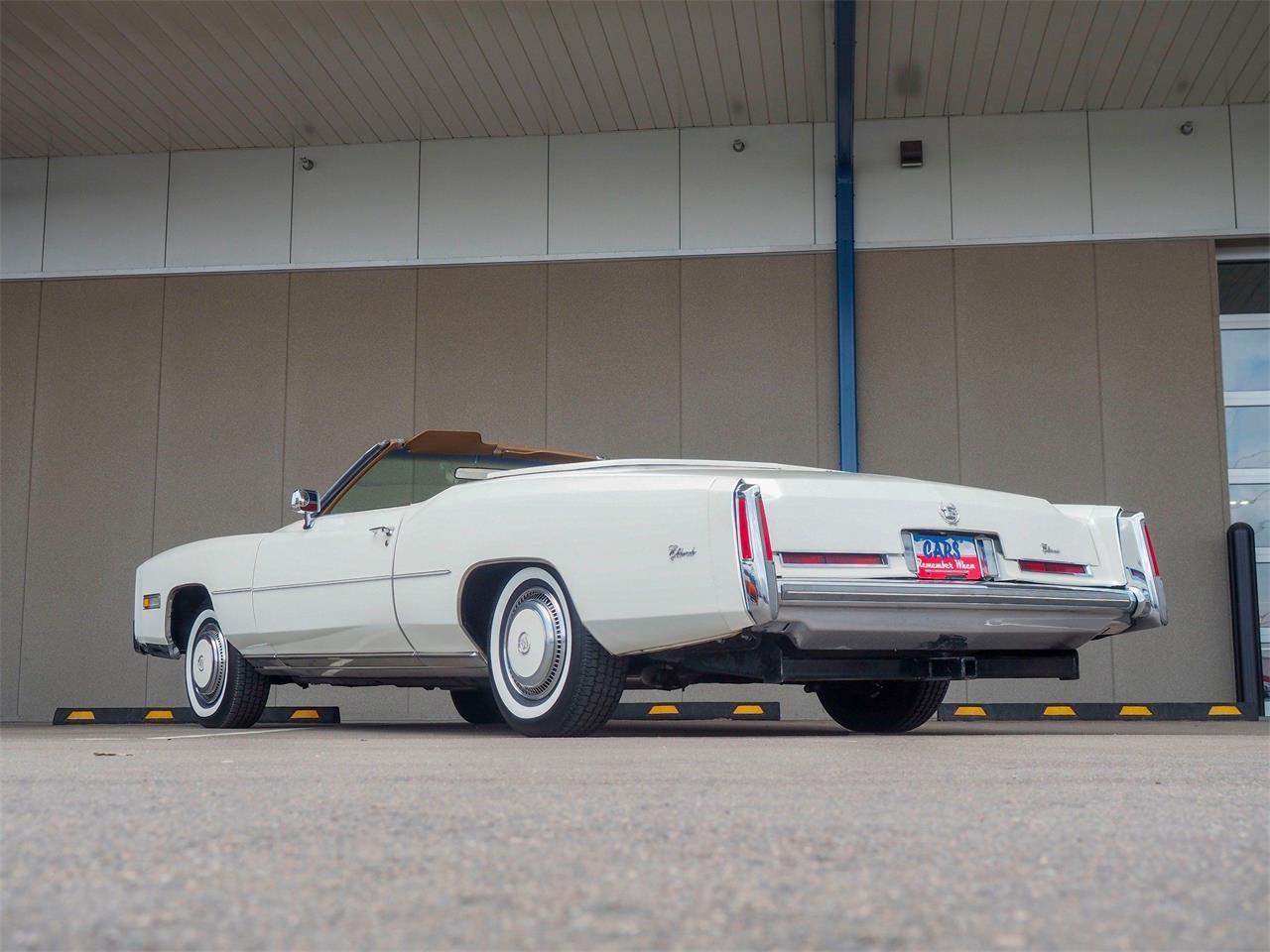 Large Picture of '76 Cadillac Eldorado - Q2GO