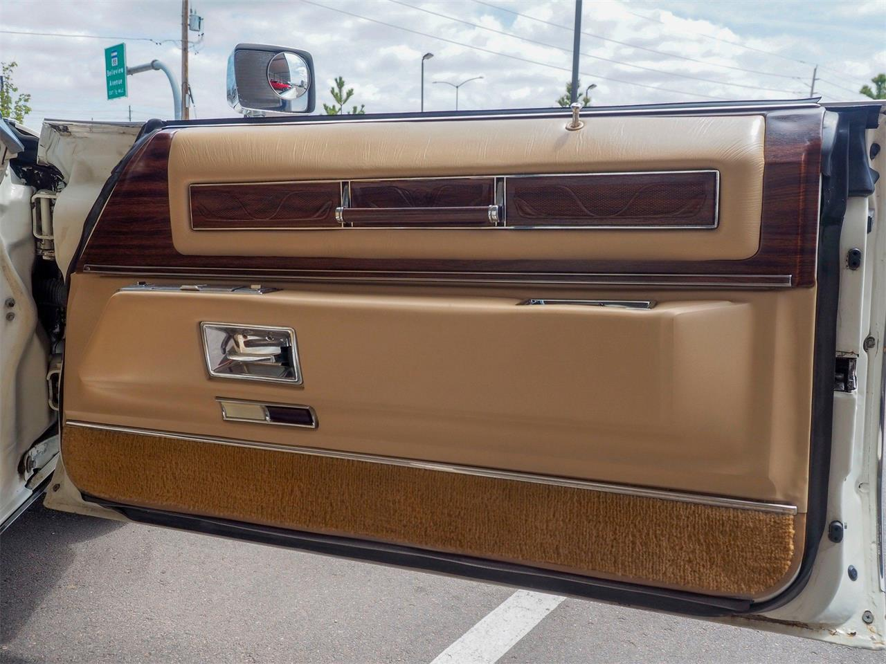 Large Picture of 1976 Eldorado located in Colorado Offered by Cars Remember When - Q2GO